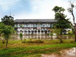 Madikeri Fort & Palace