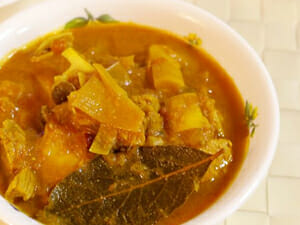 Bimbale Curry