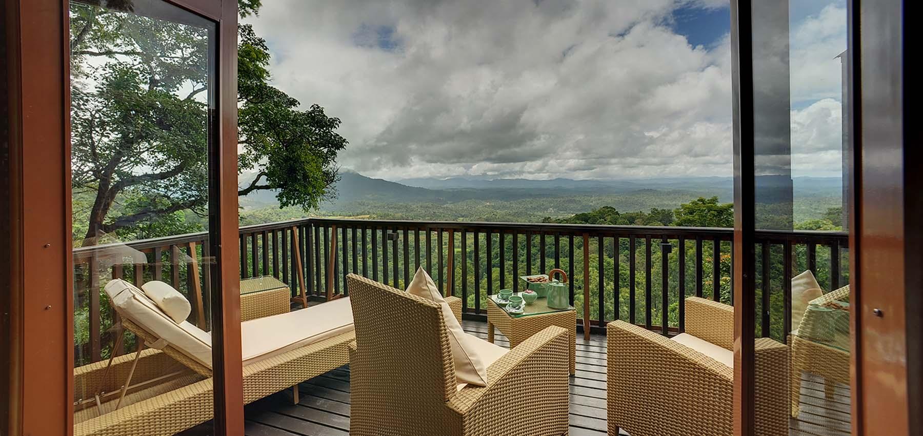Luxury Resorts in India   Coorg Resort   Kodai Resort - The Tamara